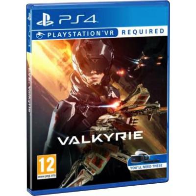 Eve Valkyrie (только для VR) [PS4, английская версия]