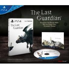 The Last Guardian - Последний хранитель. Special Edition [PS4, русские субтитры]