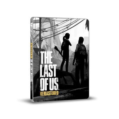 The Last of Us Remastered. Steelbook Edition [PS4, европейская версия]