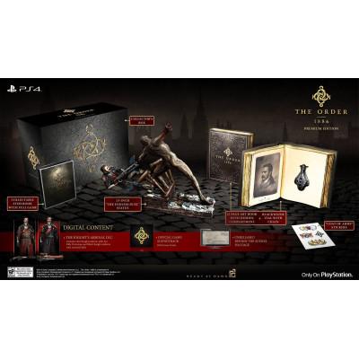The Order: 1886. Premium Edition [PS4, американская версия]