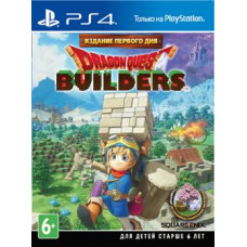 Dragon Quest Builders. Day One Edition [PS4, английская версия]