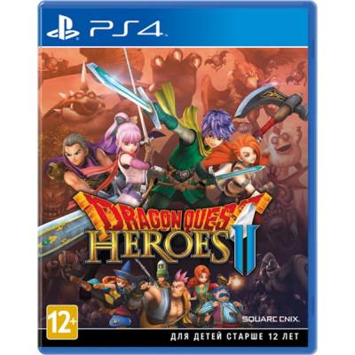 Dragon Quest Heroes 2 [PS4, английская версия]