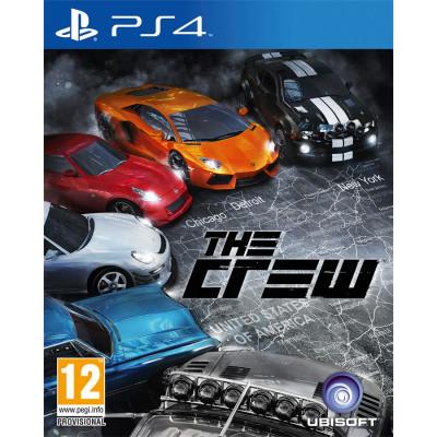 The Crew. Специальное издание [PS4, русская версия]