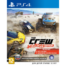 The Crew. Wild Run Edition [PS4, русская версия]