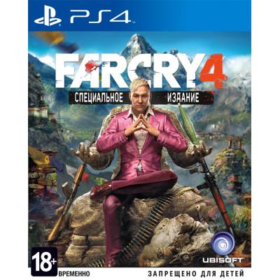 Far Cry 4. Специальное издание [PS4, русская версия]