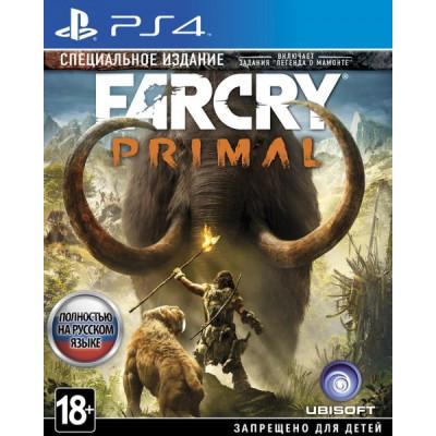 Far Cry Primal. Специальное издание [PS4, русская версия]