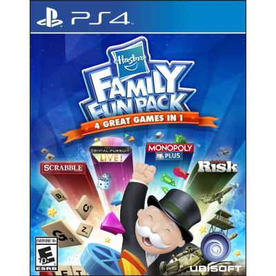 Hasbro Family Fun Pack [PS4, английская версия]