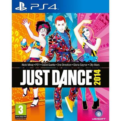 Just Dance 2014 (с поддержкой PS Move) [PS4, английская версия]