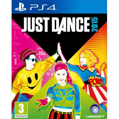 Just Dance 2015 (только для PS Move) [PS4, английская версия]