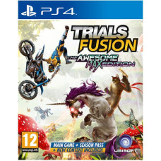 Trials Fusion: The Awesome. Max Edition [PS4, русская документация]