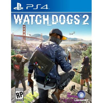 Игра для PlayStation 4 Watch_Dogs 2 (русская версия)