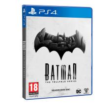 Batman: The Telltale Series [PS4, русские субтитры]
