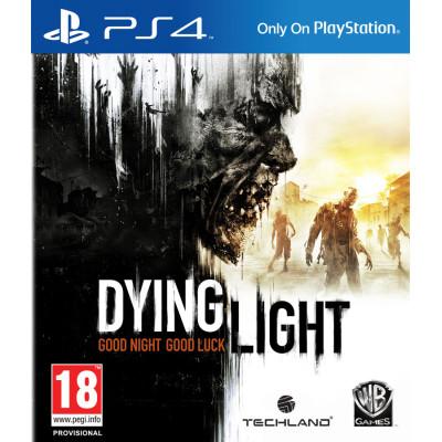 Dying Light [PS4, русские субтитры]