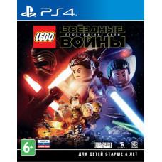 LEGO Звездные войны: Пробуждение Силы [PS4, русские субтитры]