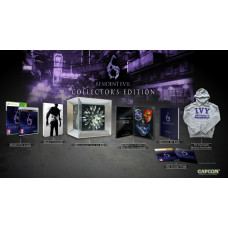 Resident Evil 6. Collector's Edition [PS3,XBOX360]