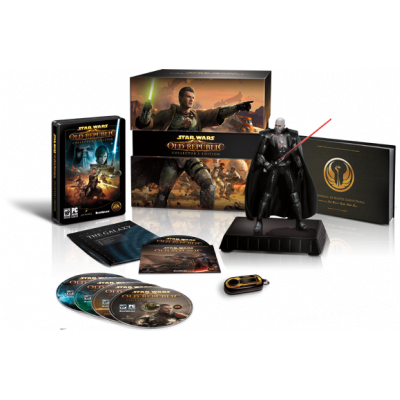 Star Wars: The Old Republic. Collector's Edition [PC, европейская версия]