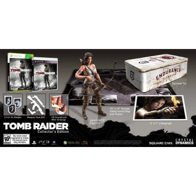 Tomb Raider. Collectors Edition [PC, европейская версия]