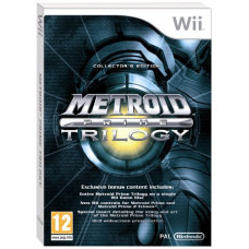 Metroid Prime: Trilogy [Wii, европейская версия]