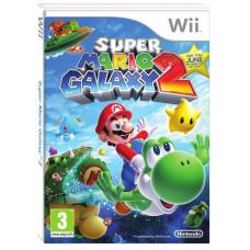 Super Mario Galaxy 2 [Wii, европейская версия]