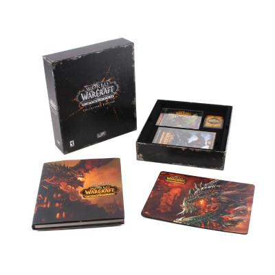 World of Warcraft: Cataclysm. Collector's Edition [PC, европейская версия]