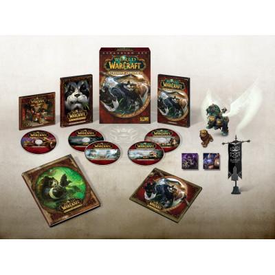 World of Warcraft: Mists of Pandaria. Collector's Edition [PC, европейская версия]