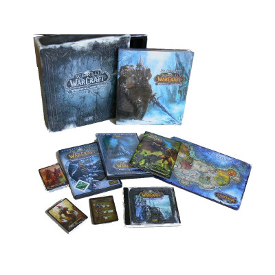 World of Warcraft: Wrath of the Lich King. Collector's Edition [PC, европейская версия]