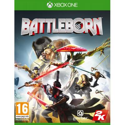 Игра для Xbox One Battleborn (русские субтитры)