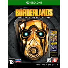 Borderlands: The Handsome Collection [Xbox One, русская документация]