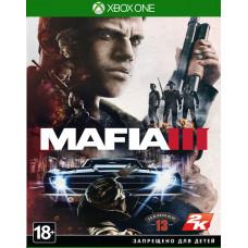 Mafia III [Xbox One, русские субтитры]