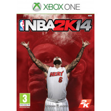 NBA 2K14 [Xbox One, английская версия]