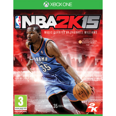 NBA 2K15 [Xbox One, английская версия]