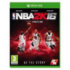 NBA 2K16 [Xbox One, английская версия]