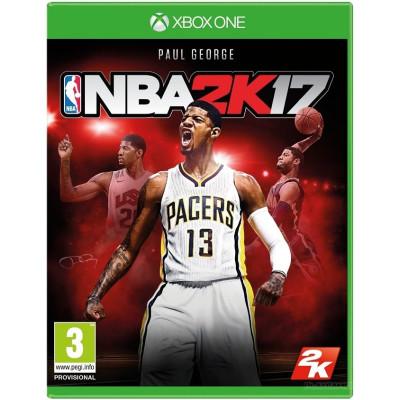 NBA 2K17 [Xbox One, английская версия]