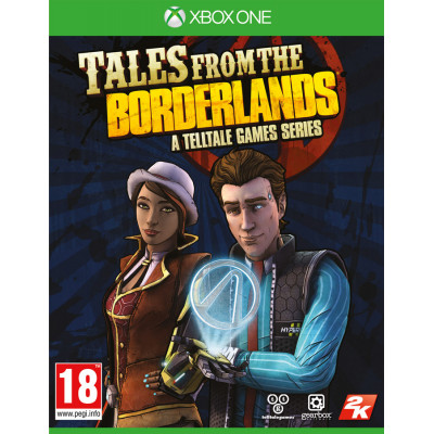 Игра для Xbox One Tales from the Borderlands (английская версия)
