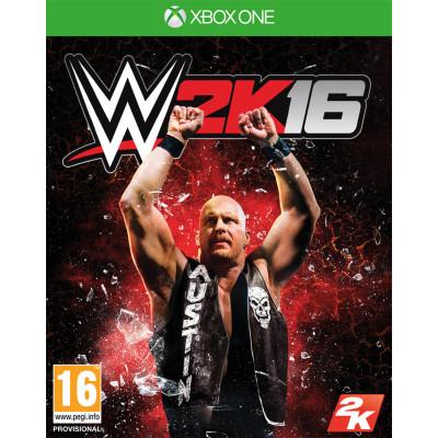 WWE 2K16 [Xbox One, русская документация]