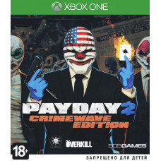 Payday 2. Crimewave Edition [Xbox One, русская документация]