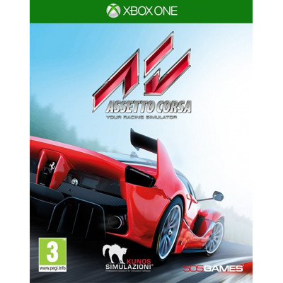 Assetto Corsa [Xbox One, английская версия]