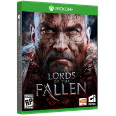 Lords of the Fallen [Xbox One, русская документация]
