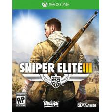 Sniper Elite 3 [Xbox One, английская версия]