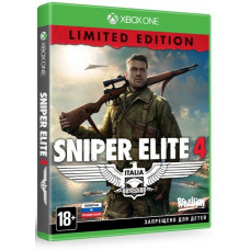 Sniper Elite 4. Limited Edition [Xbox One, русская версия]
