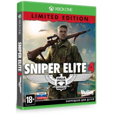 Sniper Elite 4. Limited Edition [Xbox One, русская версия]