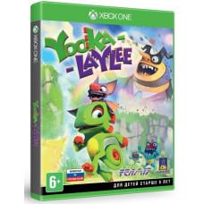 Yooka-Laylee [Xbox One, русская версия]