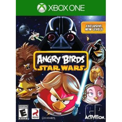Angry Birds Star Wars [Xbox One, английская версия]