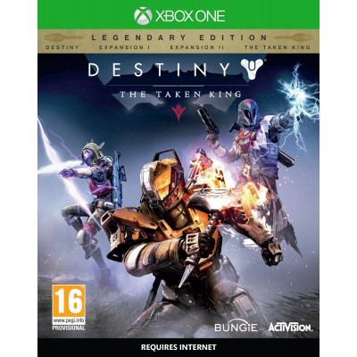 Игра для Xbox One Destiny: The Taken King. Legendary Edition (русская документация)
