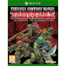 Teenage Mutant Ninja Turtles: Mutants in Manhattan [Xbox One, английская версия]