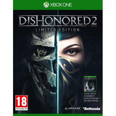 Dishonored 2. Limited Edition [Xbox One, русская версия]