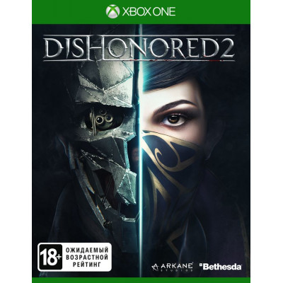 Dishonored 2 [Xbox One, русская версия]