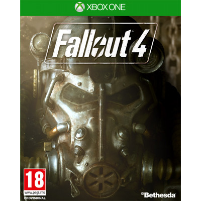 Fallout 4 [Xbox One, русские субтитры]