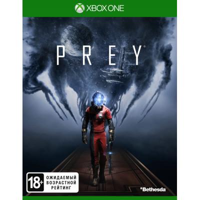 Prey (2017) [Xbox One, русская версия]