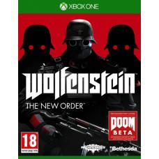 Wolfenstein: The New Order [Xbox One, русские субтитры]